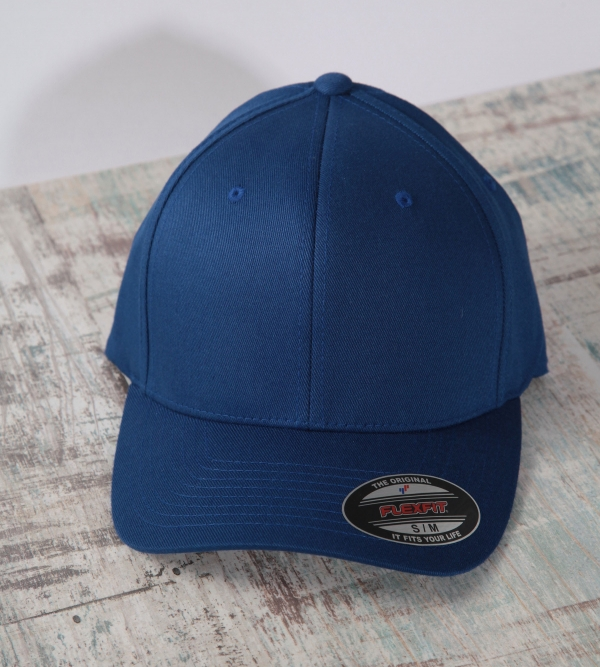 Flexfit Cap Royal Blau
