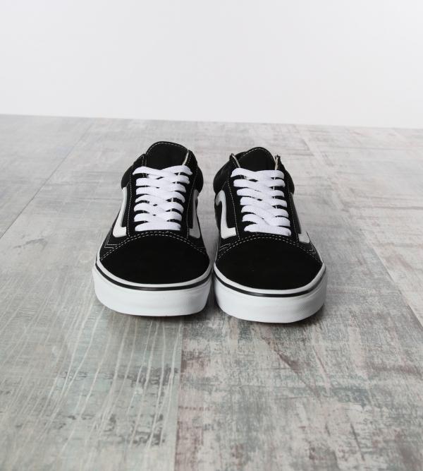 Vans Old Skool Classic Black White