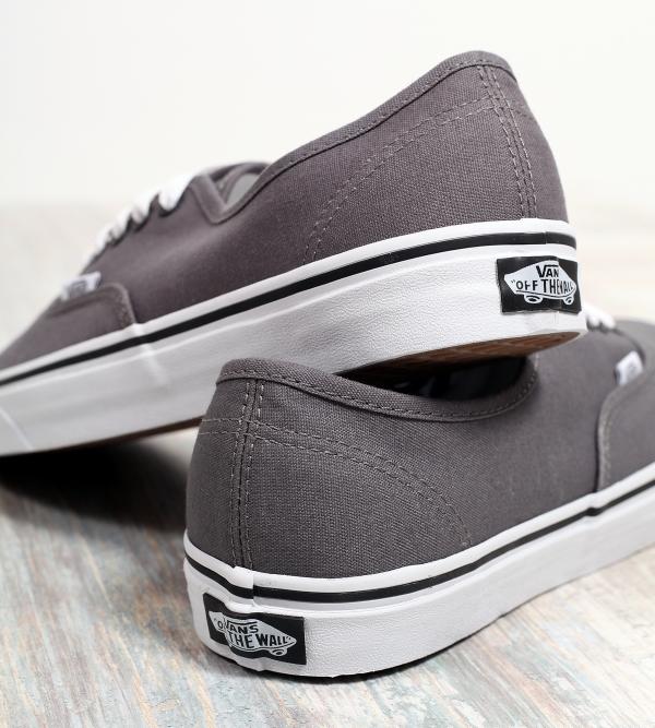 Vans Authentic Classic Sneaker Pewter