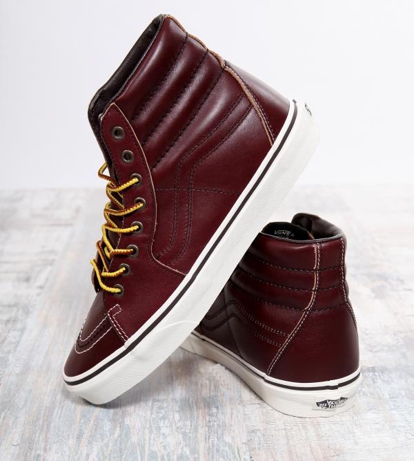 Vans Sk8-Hi MTE Glattleder Sneaker