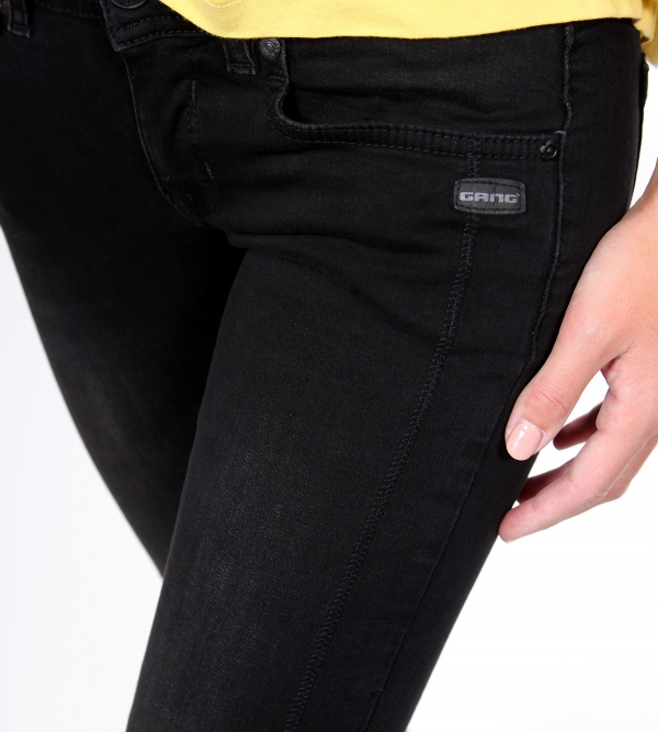 Gang Faye Cropped Skinny Fit Jeans