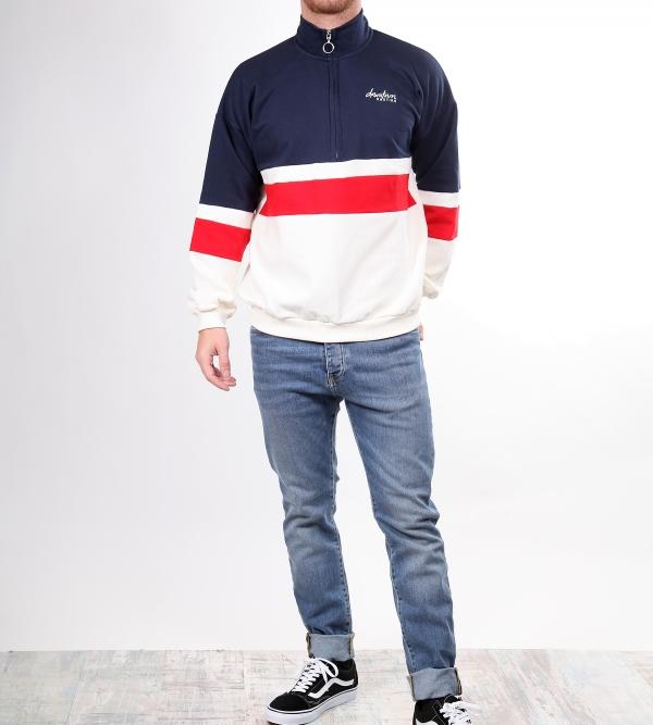 Kaotiko Half Zip Sweatshirt