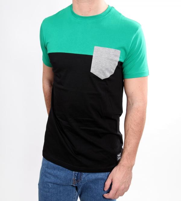 Iriedaily Block Pocket T-Shirt