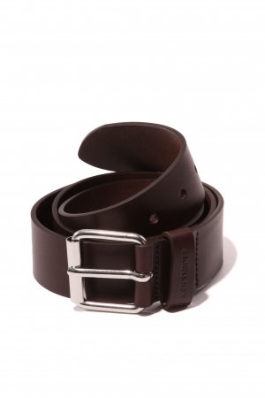 Carhartt WIP Script Leather Belt