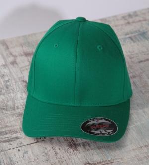 Flexfit Cap Saftgrün