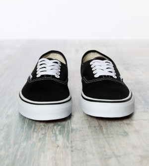 Vans Authentic Classic Sneaker Black White