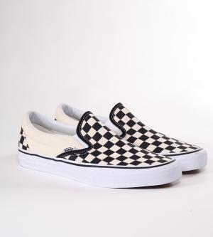 Vans Slip On Classic Sneaker Black White Checkerboard
