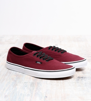 Vans Authentic Classic Sneaker Port Royale