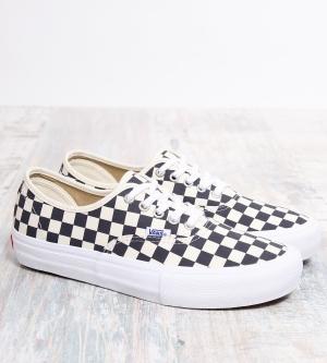 Vans Authentic Pro Checkerboard Sneaker