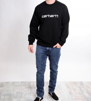 Carhartt Script Embroidery Carhartt Sweatshirt