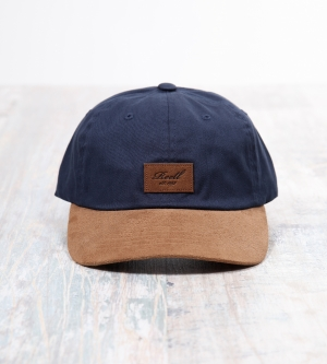 Reell Curved Suede Cap