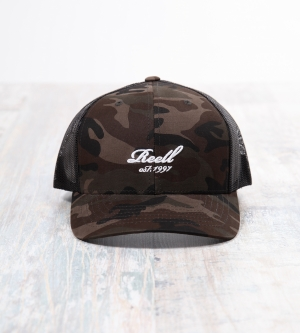 Reell Curved Trucker Cap