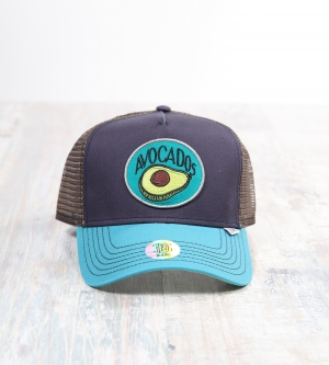 Djinns Avocado Trucker Cap
