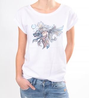 Iriedaily Bubble Fish T-Shirt