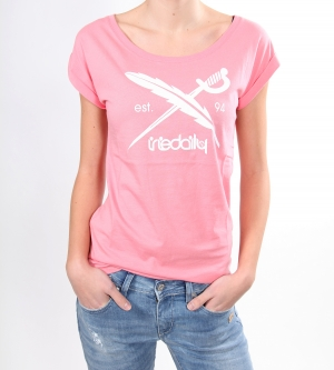 Iriedaily Daily Flag T-Shirt