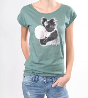 Iriedaily Koala Bubble T-Shirt