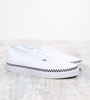 Vans Authentic Foxing White