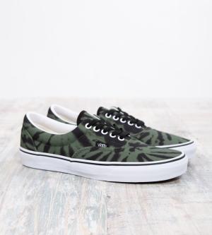 Vans Era Tie Dye Green
